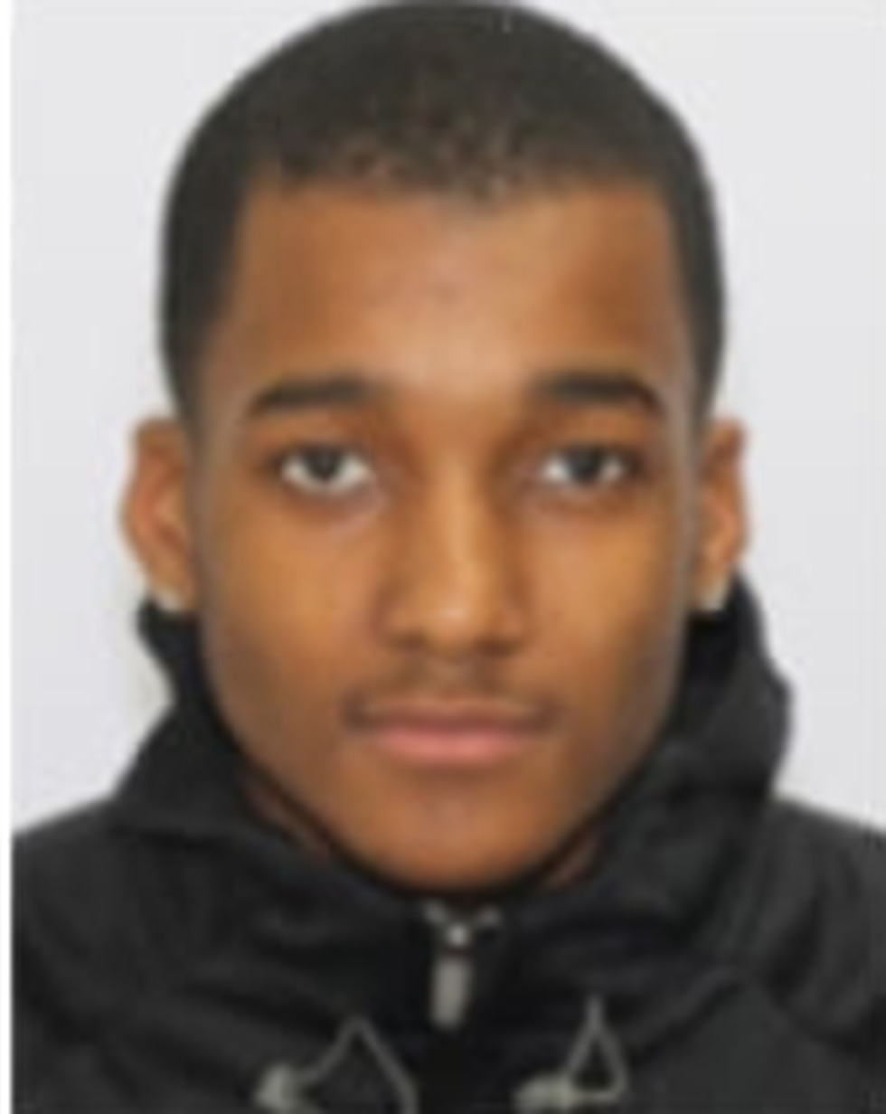 Aaron M. Larkin, 19, is missing from Painesville, Ohio. Police want to check on his welfare.