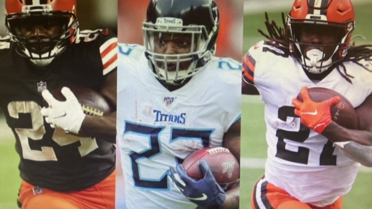 Which Running Back would you build around?