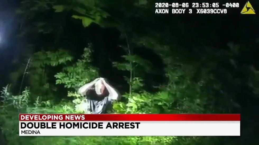 Wayne County Sheriff deputies arrested Robert Dick in West Salem several hours after the murders.