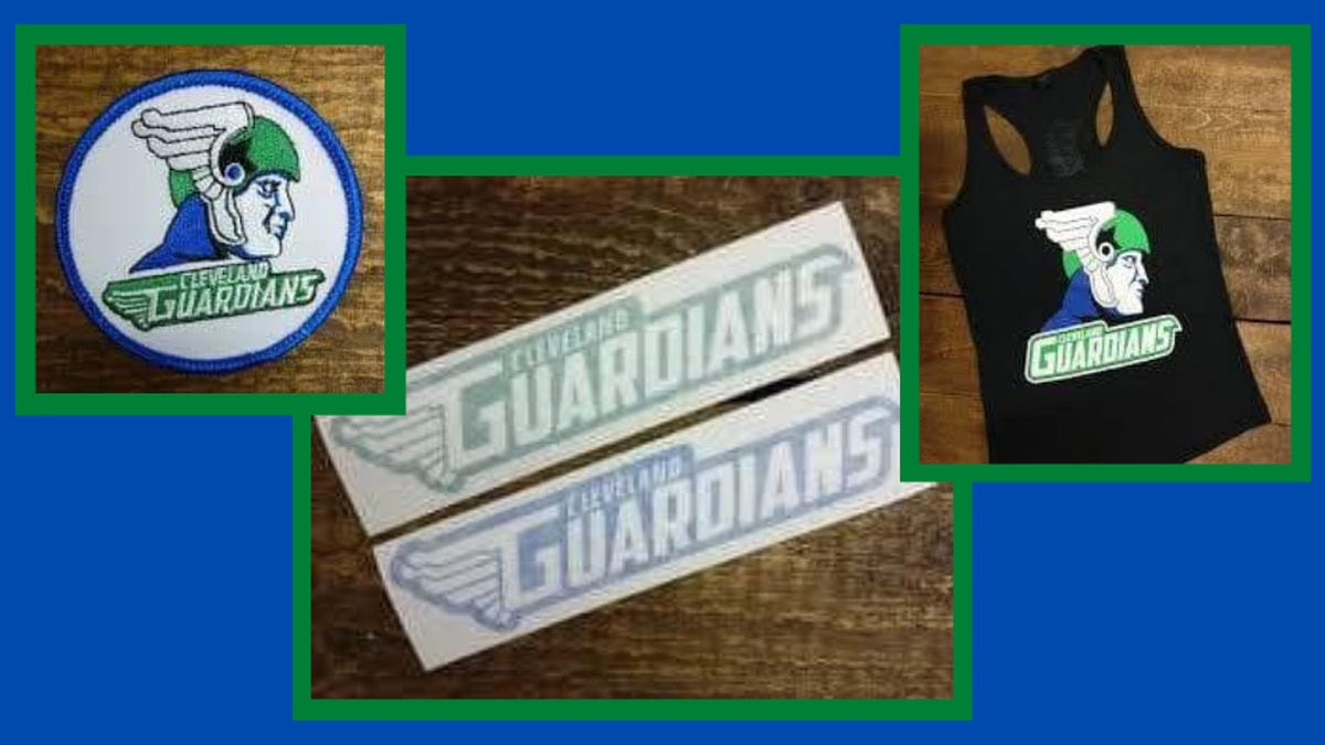 The Cleveland Guardians roller derby team submitted these photos with their trademark...
