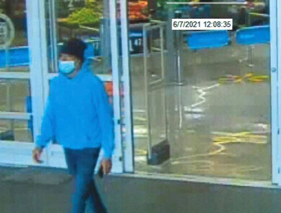 South Euclid Police are looking to identify this man who attacked and robbed a shopper at South...