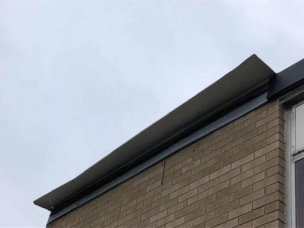 Pastor says Freedom Christian Assembly Church's roof leaking, wants it fixed again