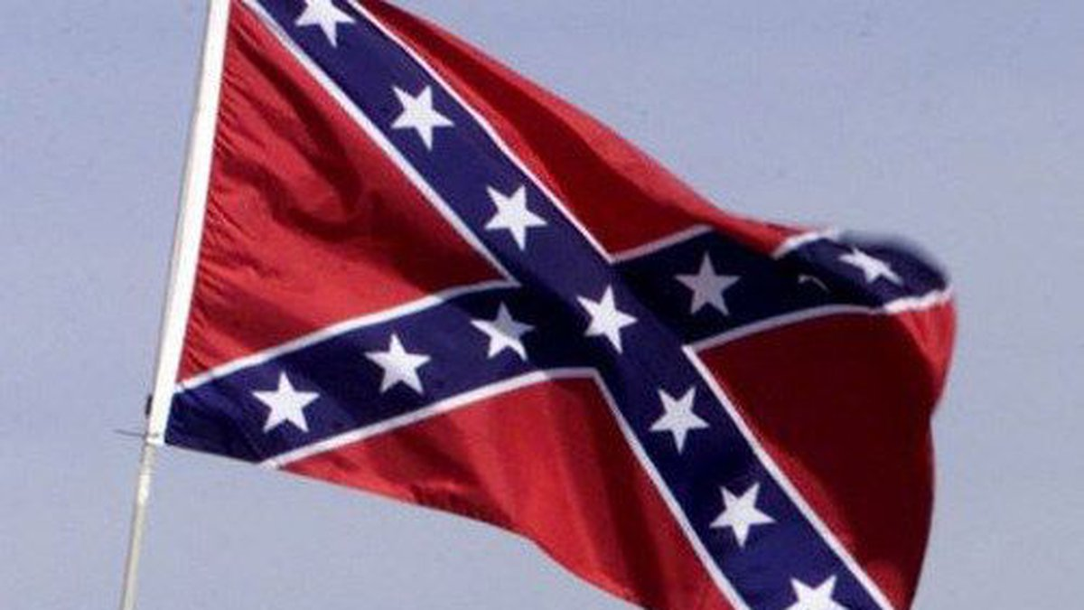 Confederate Navy Jack, most used flag as current symbol of the South