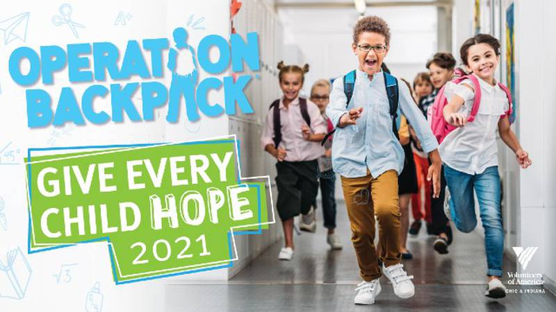 Operation Backpack - Give Every Child Hope