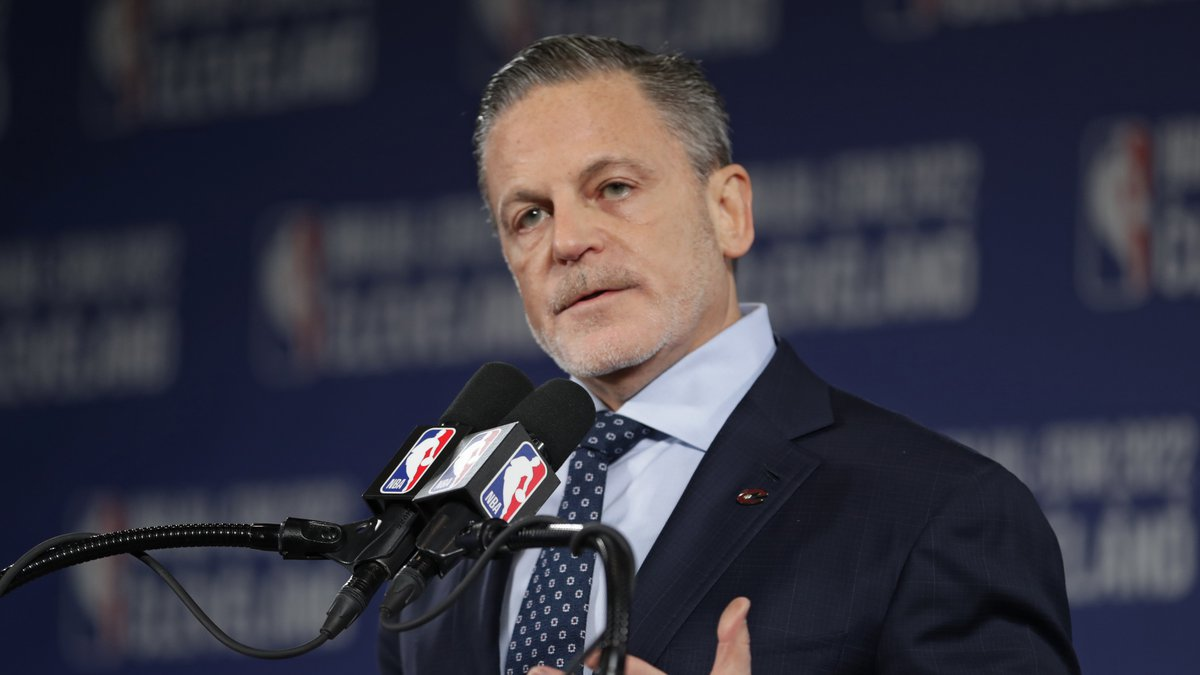 FILE - In this Nov. 1, 2018 file photo, Cavaliers owner and Quicken Loans founder and Chairman...