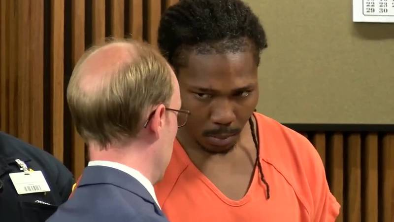 Kameryn Emmanuel is accused of killing a man on West. 51st and Clark in Cleveland.
