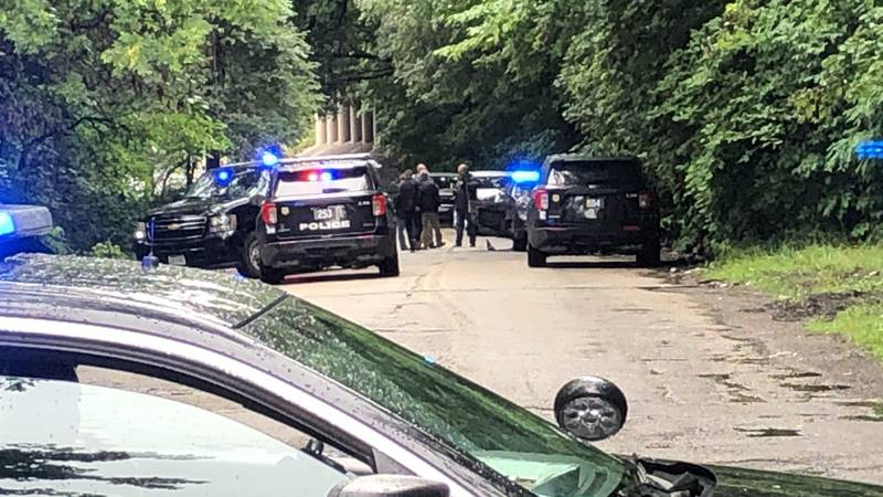 Body found after car fire on Cleveland's West Side