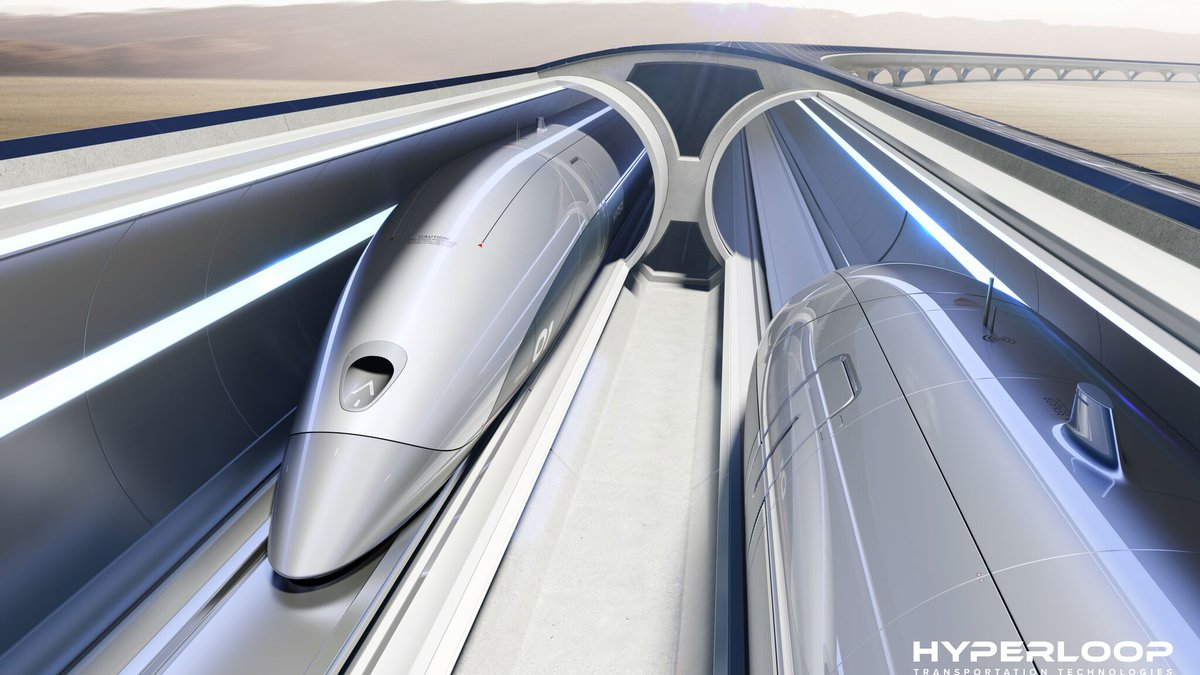 The Hyperloop tube system from Cleveland to Chicago is moving forward and getting federal...
