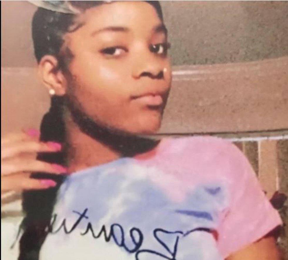 The Bedford teenager was reported missing on Sept. 30, 2021.
