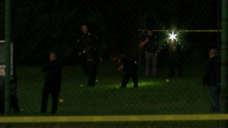 A 20-year-old man is dead after a shooting at Gunning Park in Cleveland's West Park neighborhood.
