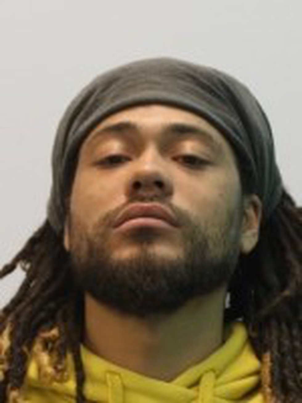 Rayshawn Hill, 29, of Akron was arrested for answering an on-line advertisement offering...
