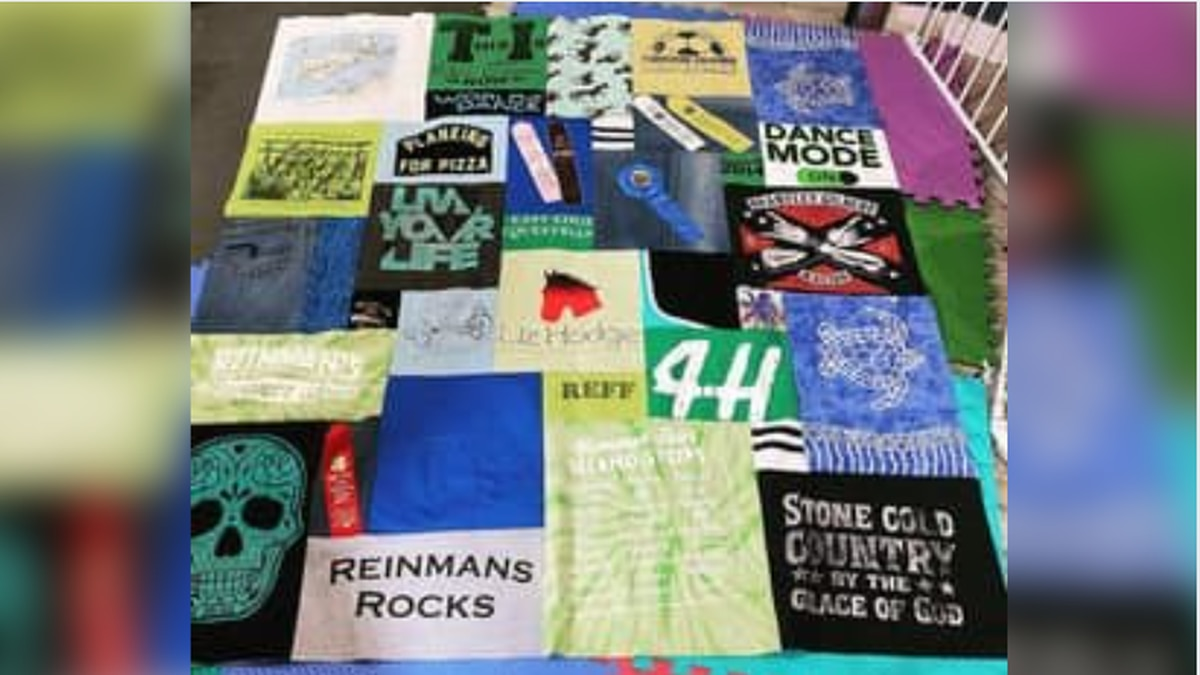 Family seeks tips after memorial quilt is stolen in Cleveland