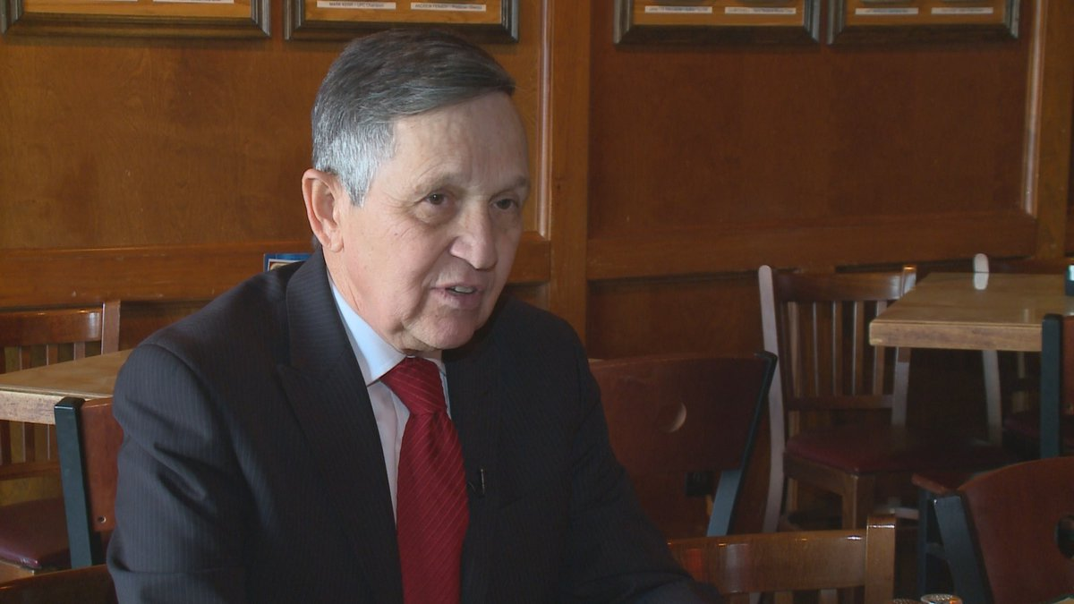Dennis Kucinich to make announcement regarding Cleveland mayoral race Monday afternoon