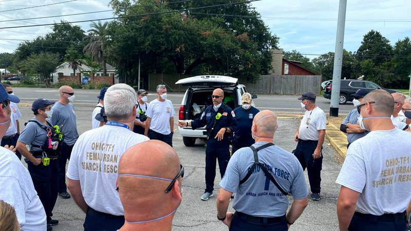 Ohio Task Force 1 is back home after spending a week in Louisiana helping thousands recover...