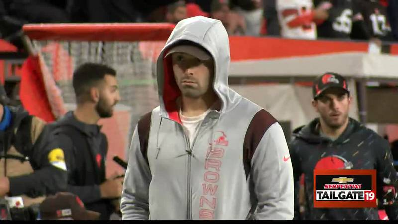 Tailgate 19 crew on Baker Mayfield
