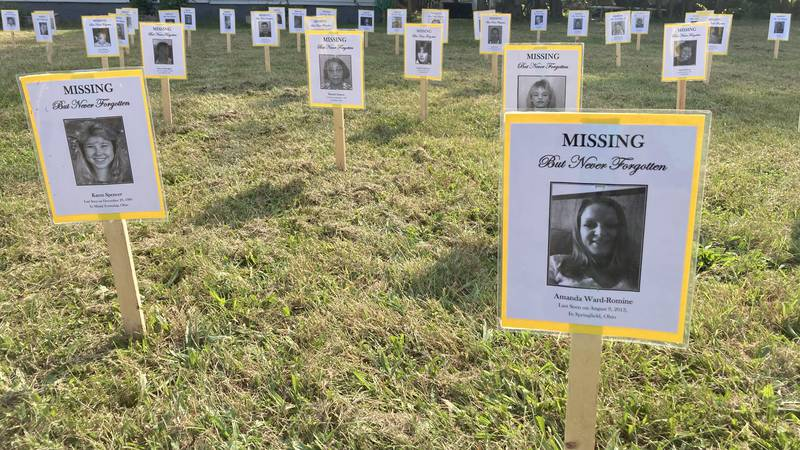 Ohio Missing Persons Day seeks to highlight Ohioans who are missing.