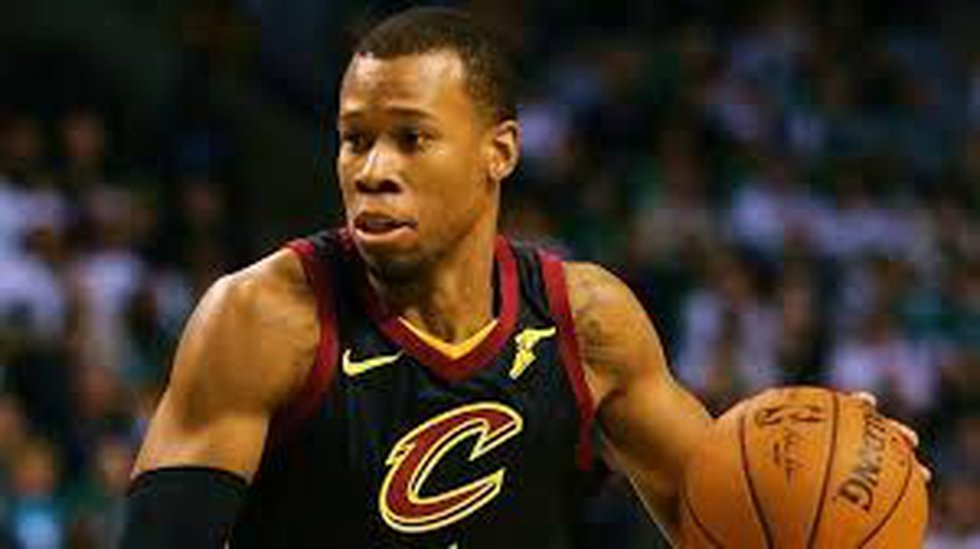 Rodney Hood refused to check-in for LeBron James late in the fourth quarter. (Source: cavs.com)