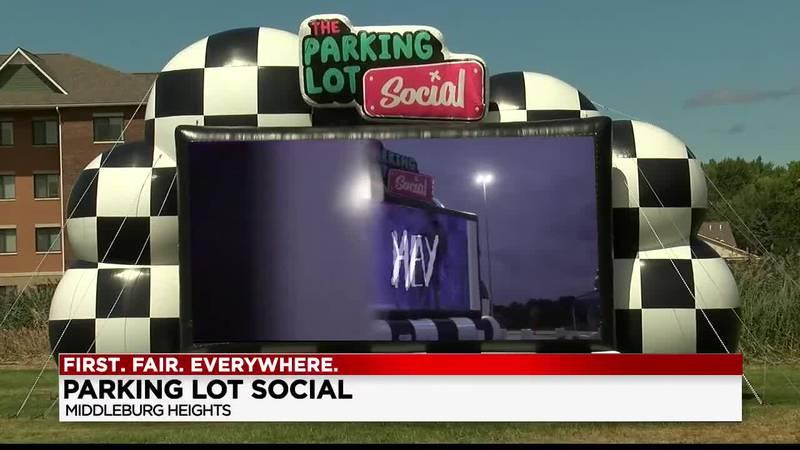Kendall Forward -- Parking lot social