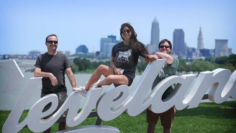 The MLB All-Star Week has brought thousands into Cleveland this week for the  MLB All-Star...