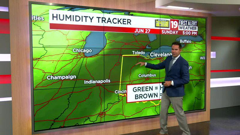 Northeast Ohio weather: Warming trend begins Wednesday afternoon