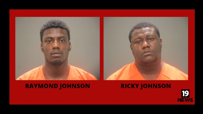 Raymond Johnson and Ricky Johnson were arrested for the deadly beating of a Euclid man.