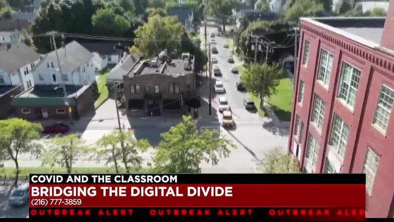 New, affordable high speed internet access being installed in 5 Cleveland neighborhoods