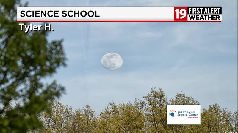 19 First Alert Science School: What is a supermoon?