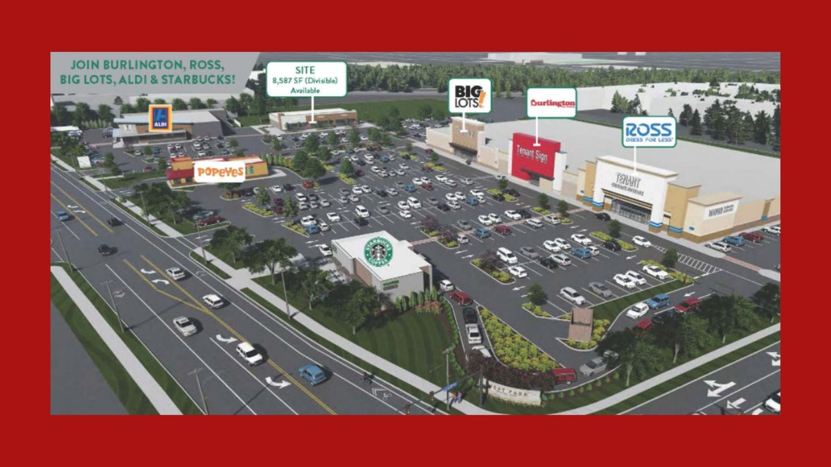 Aldi, Starbucks and more opening next year in Cleveland's West Park neighborhood