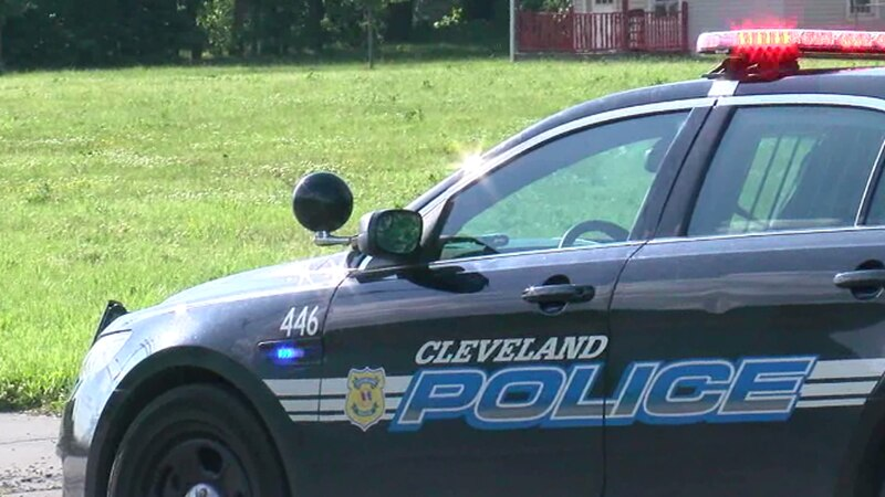 Three Cleveland Police officers have been suspended without pay. (Source: WOIO)