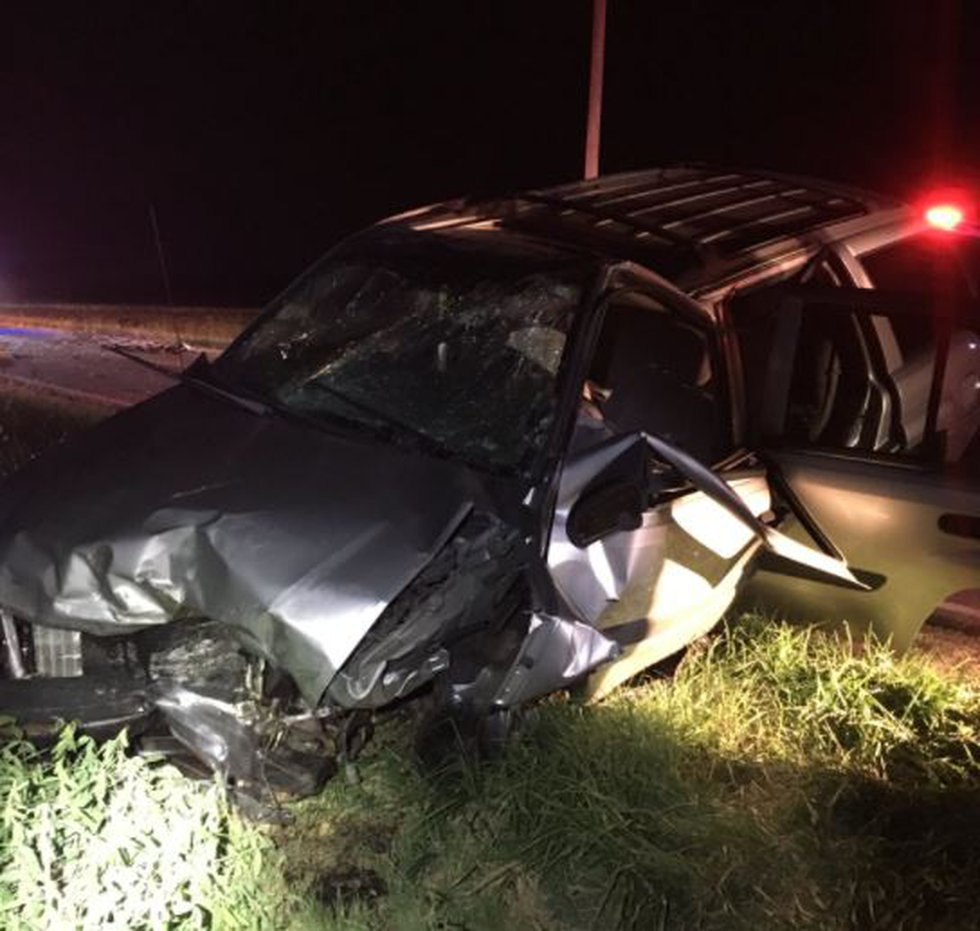 Man wanted for murdering a woman in Willard, arrested after chase and crash in Sandusky County.