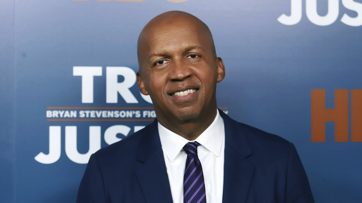 Bryan Stevenson, founder and executive director of Equal Justice Initiative, attends a special...