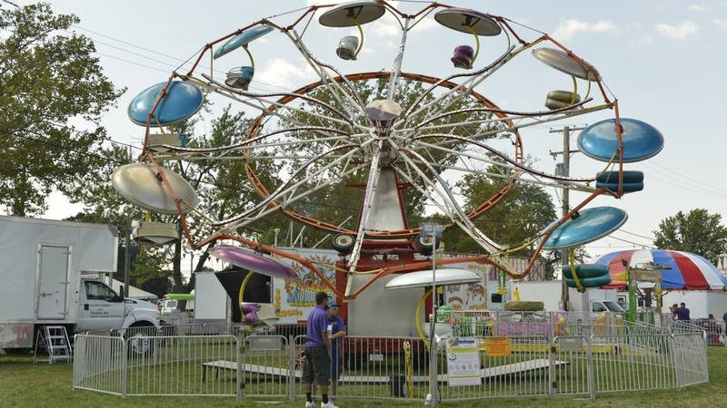 Records show there have only been seven incidents at the Cuyahoga County Fair in the past five...