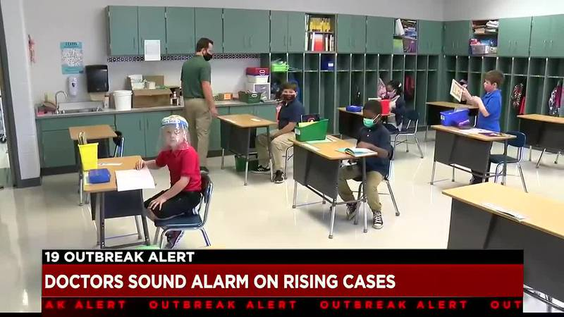 The majority of school children in Ohio are returning to the classroom this fall, but many are...