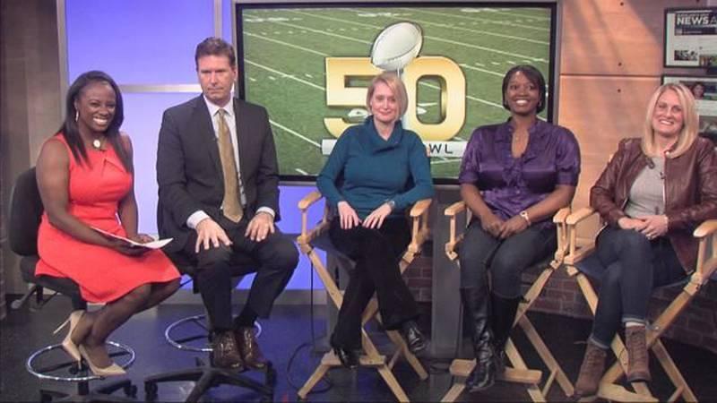 Moms on Super Bowl 50 commercials