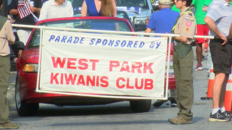 West Park Kiwanis Club hosted the 32nd annual Independence Day Parade.