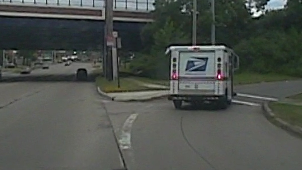 Man charged with stealing mail delivery truck, Bratenahl police say