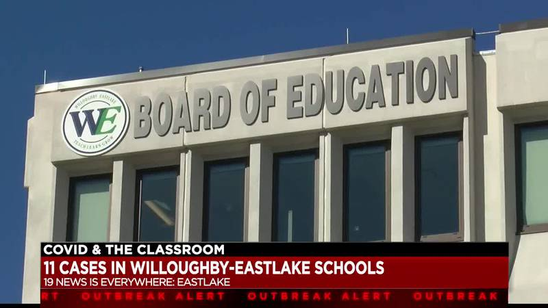 Willoughby-Eastlake schools eyeing Oct. 26 reopening after COVID cluster throughout district