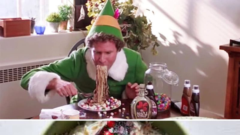 Eat like Buddy the Elf with this holiday treat.