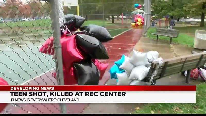 17-year-old boy shot, killed outside Cleveland Lonnie Burten Center