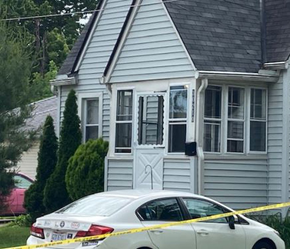 Two men were shot at the same house in Wickliffe in one week.