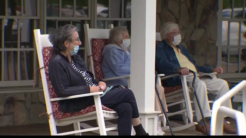New federal guidelines call for reopening of nursing homes, but when will that happen in Ohio?