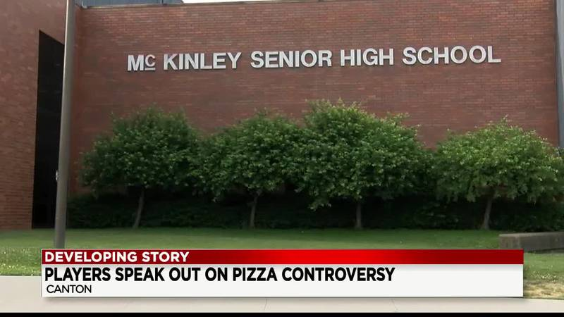 2 Canton McKinley football players speak out about teammate's punishment