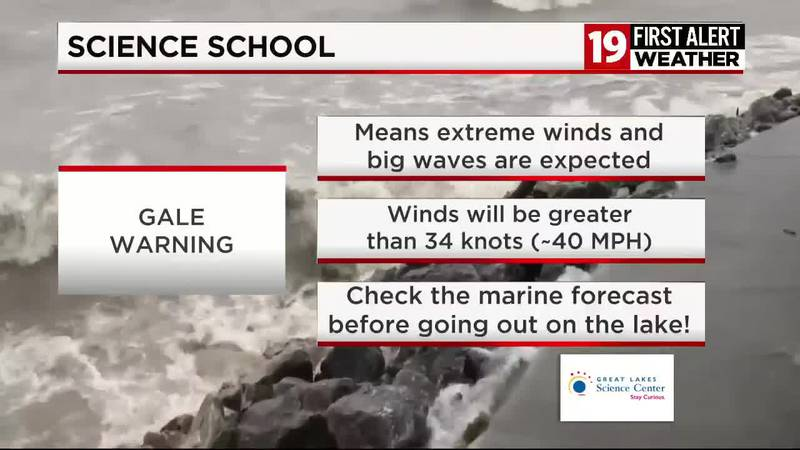 19 First Alert Science School: Marine forecast and boating safety