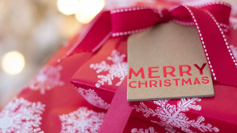 Community partners created the '2 Days of Christmas Blessings' to help families who are...