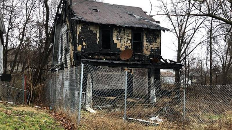Nine people were killed in an arson fire at 693 Fultz Avenue on May 15, 2017.