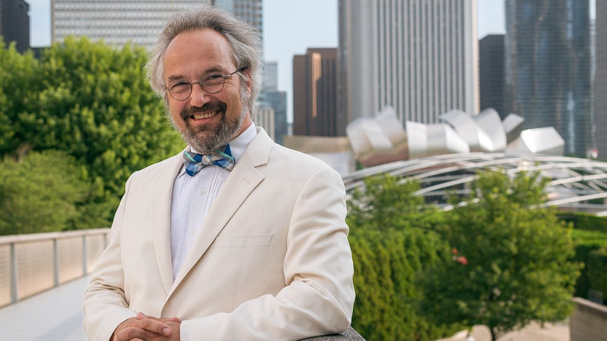 New Cleveland Institute of Music conductor will continue to run Chicago's Grant Park Music...