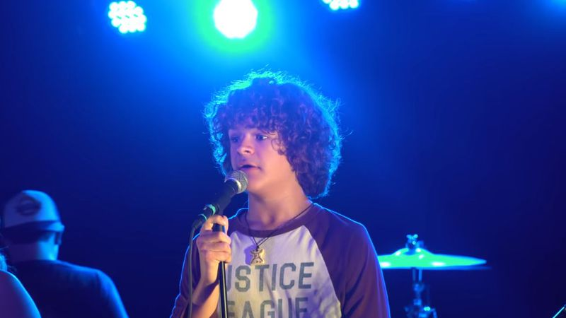 """Gaten Matarazzo, who plays Dustin in the seriously popular Netflix show """"Stranger Things"""" is..."""