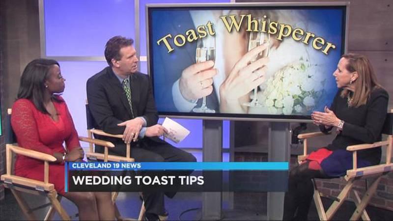 Wedding Toast Whisperer Leslie Unger