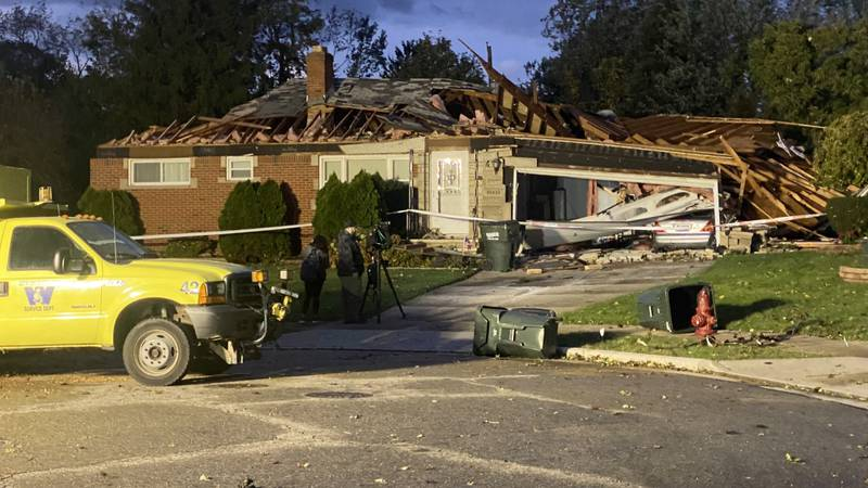 Tornadoes leave path of destruction in several Northeast Ohio counties