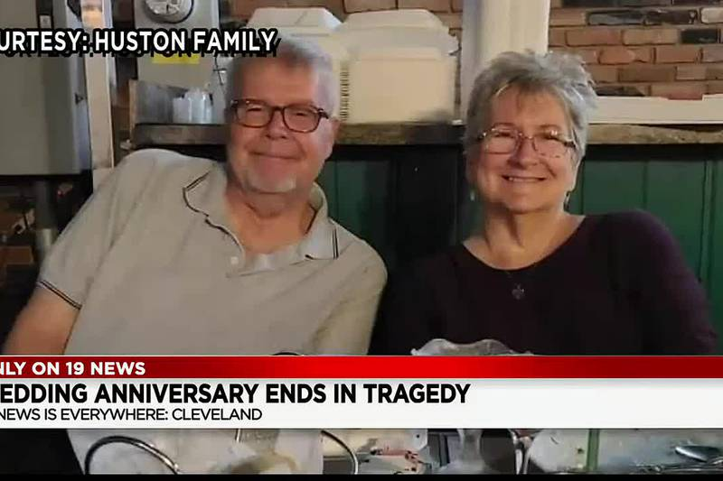 Crash kills Amherst woman who was headed home from 50th wedding anniversary celebration
